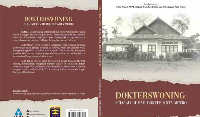 Buku Sejarah Rumah Dokter